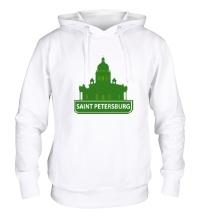 Толстовка с капюшоном Saint-Petersburg City