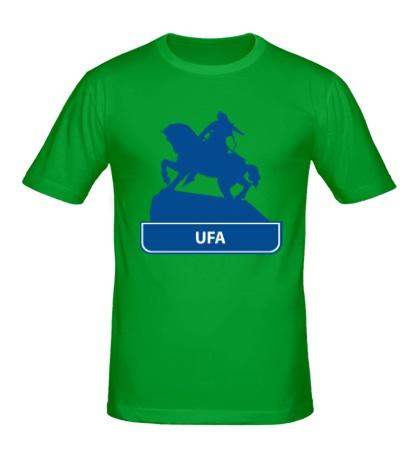 Мужская футболка Ufa City