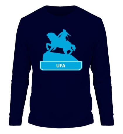 Мужской лонгслив «Ufa City»