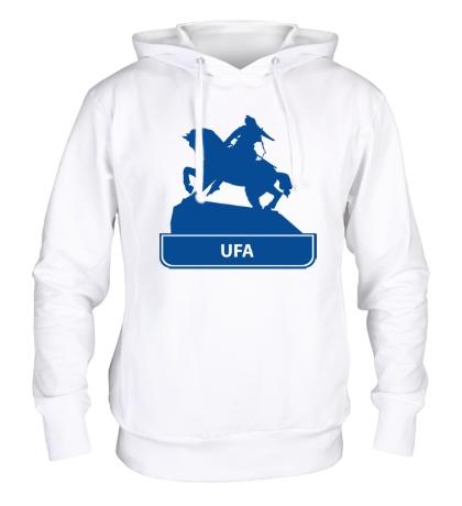 Толстовка с капюшоном Ufa City
