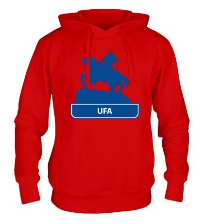 Толстовка с капюшоном «Ufa City»