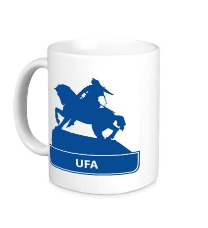 Керамическая кружка Ufa City