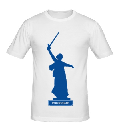 Мужская футболка Volgograd City