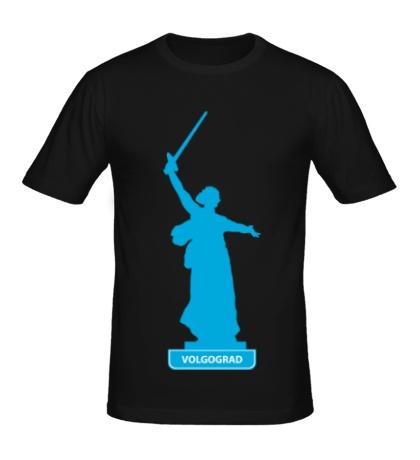 Мужская футболка «Volgograd City»