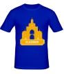 Мужская футболка «Vladimir City» - Фото 1