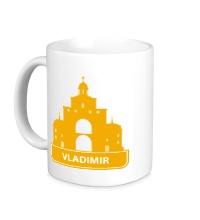 Керамическая кружка Vladimir City