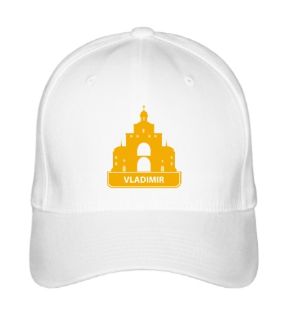 Бейсболка «Vladimir City»