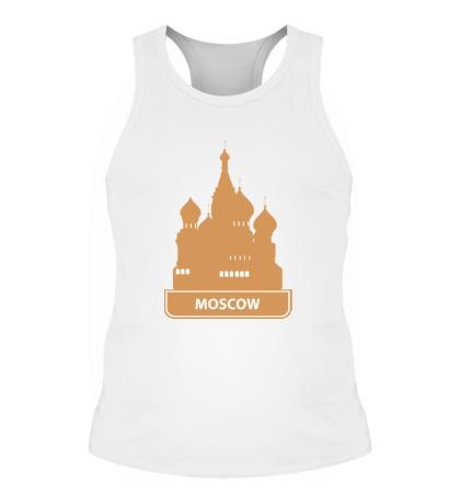 Мужская борцовка Moscow City