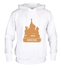 Толстовка с капюшоном Moscow City