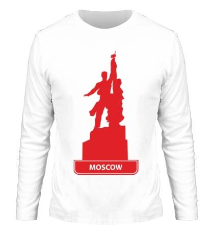 Мужской лонгслив Моксва