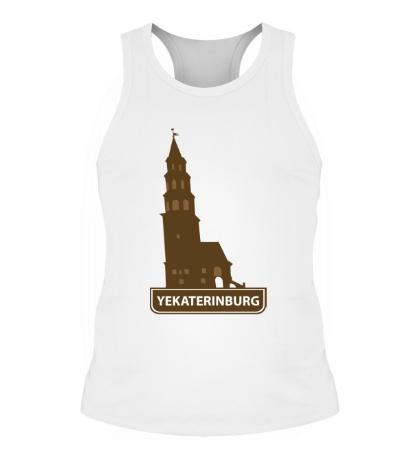 Мужская борцовка «Yeakaterinburg City»