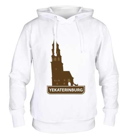 Толстовка с капюшоном Yeakaterinburg City