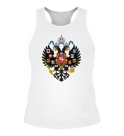 Мужская борцовка Герб Российской империи