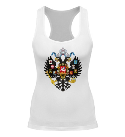 Женская борцовка Герб Российской империи