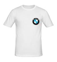 Мужская футболка BMW Mark