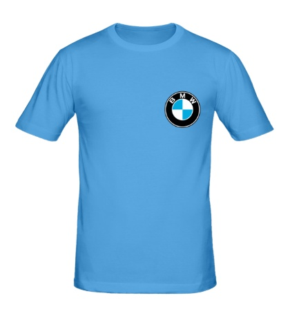 Мужская футболка «BMW Mark»