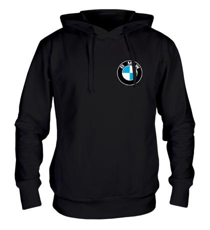 Толстовка с капюшоном BMW Mark