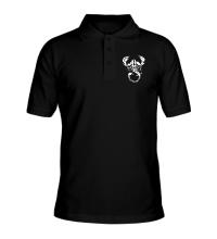 Рубашка поло Скорпион