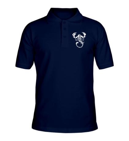 Рубашка поло «Скорпион»