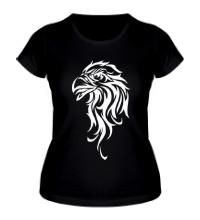 Женская футболка Орел