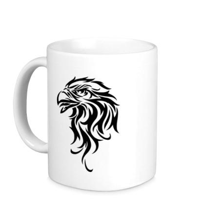 Керамическая кружка «Орел»