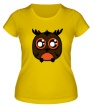 Женская футболка «Совенок» - Фото 1
