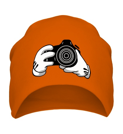 Шапка «Фотограф»