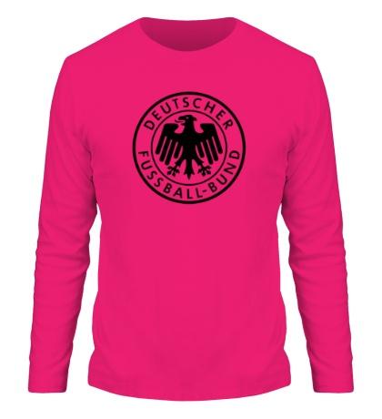 Мужской лонгслив «Deutscher Fussball-Bund»