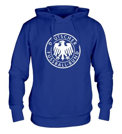 Толстовка с капюшоном «Deutscher Fussball-Bund»