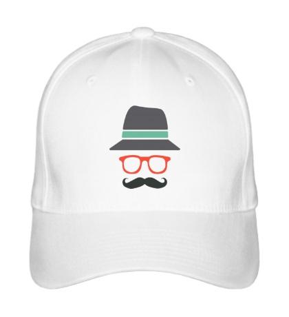 Бейсболка Хипстер в шляпе