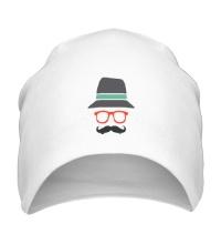 Шапка Хипстер в шляпе