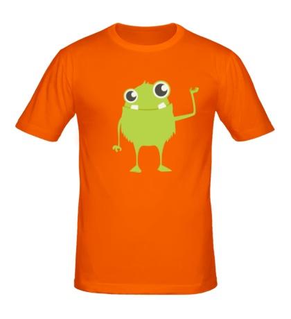 Мужская футболка Маленький инопланетянин