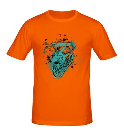 Мужская футболка Череп Comlicity