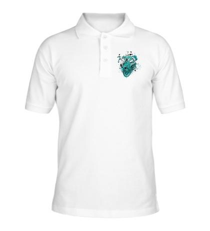 Рубашка поло «Череп Comlicity»