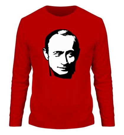 Мужской лонгслив Владимир Путин