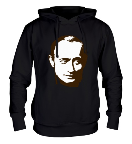 Толстовка с капюшоном «Владимир Путин»