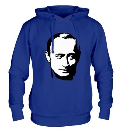 Толстовка с капюшоном Владимир Путин