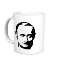 Керамическая кружка Владимир Путин