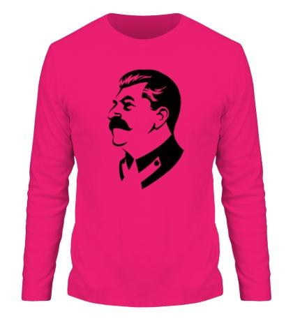 Мужской лонгслив Иосиф Сталин