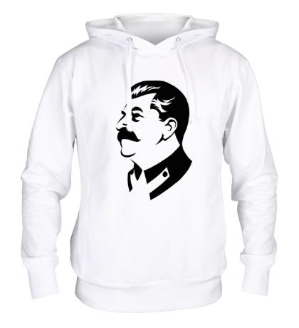 Толстовка с капюшоном Иосиф Сталин