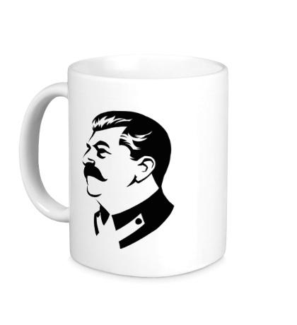 Керамическая кружка Иосиф Сталин