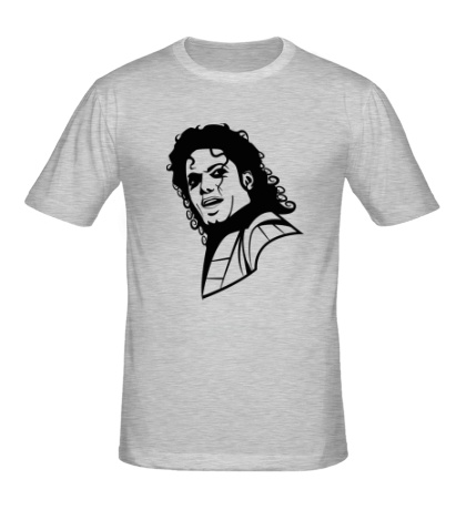 Мужская футболка Легендарный Майкл Джексон