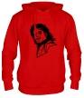 Толстовка с капюшоном «Легендарный Майкл Джексон» - Фото 1