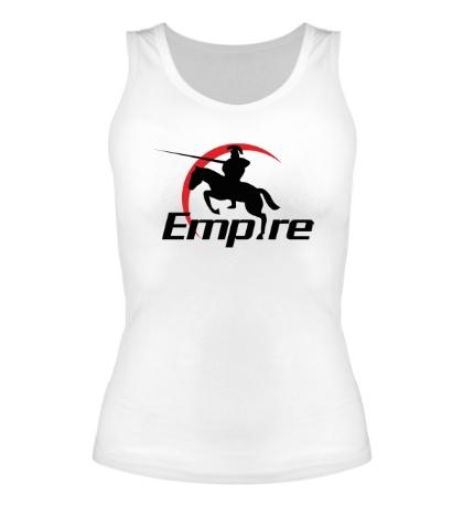 Женская майка «Empire Team»