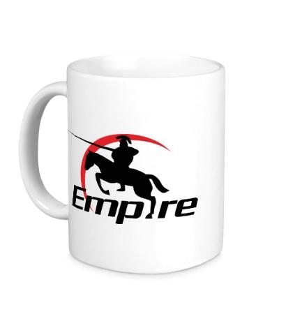Керамическая кружка «Empire Team»