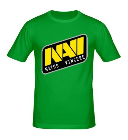 Мужская футболка «NAVI Team»