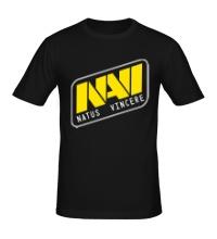 Мужская футболка NAVI Team