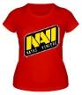 Женская футболка «NAVI Team» - Фото 1