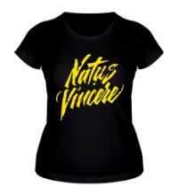 Женская футболка Natus Vincere