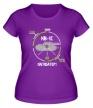 Женская футболка «КВ-1С Нагибатор» - Фото 1